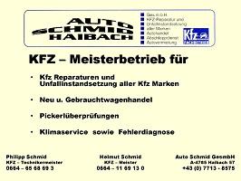 Auto Schmid Haibach