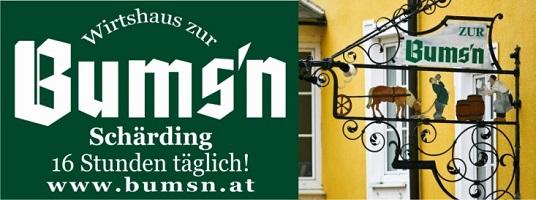 """Wirtshaus zur """"Bumsn"""""""